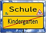 Einladungskarten zur Einschulung Schulanfang Schule Einladung Karten i-Dötzchen 12 Stück Einladung Schulbeginn 1. Schultag Schuleinführung Schuleingang Kindergarten