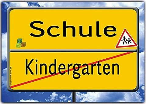 Einladungskarten zur Einschulung Schulanfang Schule Einladung Karten i-Dötzchen 12 Stück