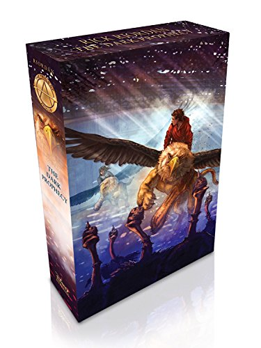 The Trials of Apollo, Book Two: The Dark Prophecy (Trade Signed Edition)