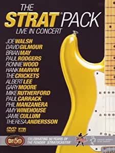 The Strat Pack: 50th Anniversary Of The Fender Strat [DVD] [2005]