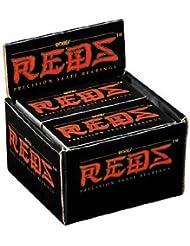 Bones Rojos Skateboard Rodamientos de bolas