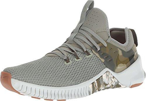 Nike Herren Trainingsschuh Free X Metcon Scarpe da Fitness Uomo, Grigio (Dark Stucco/Olive Canvas-Light 002) 41 EU