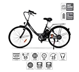 Best Biciclette elettriche - Nilox E Bike X5, Bicicletta Elettrica City Bike Review