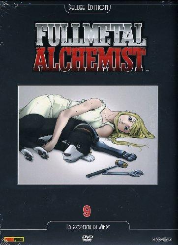 Fullmetal alchemist(deluxe edition)Volume09