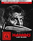 Rambo: Last Blood - 4K UHD Steelbook [Limited Edition] (exklusiv bei Amazon.de) [Blu-ray]
