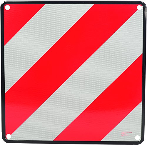 Accessoire pour voiture 25135 d'avertissement Espagne, rouge/blanc