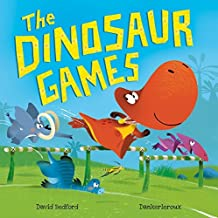 The Dinosaur Games by David Bedford (2012-06-07)