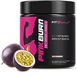 PINK BURN (2 IN 1 FATBURNER & BOOSTER) - Effektiver Fatburner + Pre-Workout Booster in Einem für Frauen - Topseller