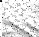 Dalapferde, Pferd, Schwedisch, Schwarz Und Weiß, Andrea