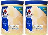 (2 Pack) - Atkins - Advantage Vanilla Shake Mix | 10 servings | 2 PACK BUNDLE
