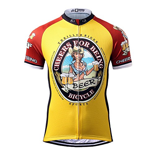 thriller-rider-sports-mens-cheers-for-being-deportes-y-aire-libre-manga-corta-de-ciclismo-ropa-maill