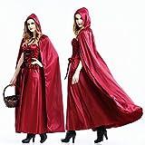 Crazysell Halloween Adulte égyptienne Reine Costume de zombie marié Corpse Bloody robes de mariage pour femmes