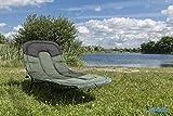 Deluxe Sleep Dream 6gamba pesca alla carpa CARP bedchair Camping Angel pesca alla carpa