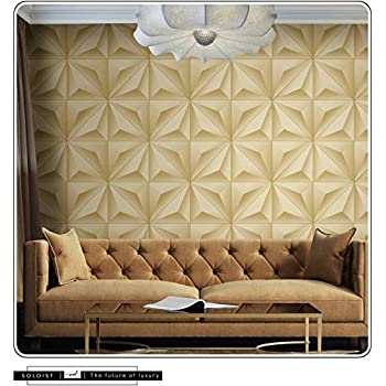 Eurotex Abstract Design Pvc Wallpaper For Bedroom & Living Room , 1 ...