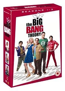 The Big Bang Theory Season 1-3 [DVD] (B003IHU5KC) | Amazon price tracker / tracking, Amazon price history charts, Amazon price watches, Amazon price drop alerts