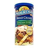 Progresso Bread Crumbs - Italian Style 15 OZ (425g)