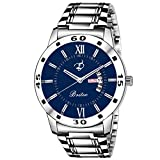 #10: Britex Day and Date Functioning Series Analog Watch For Men/Boys - (BT7031)