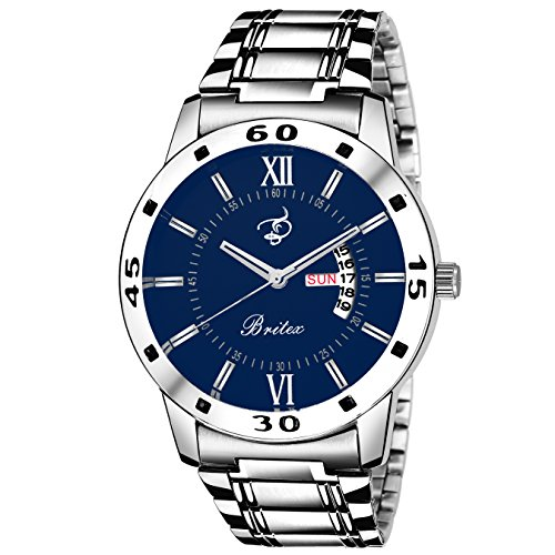 Britex Day and Date Functioning Series Analog Watch For Men/Boys - (BT7031)