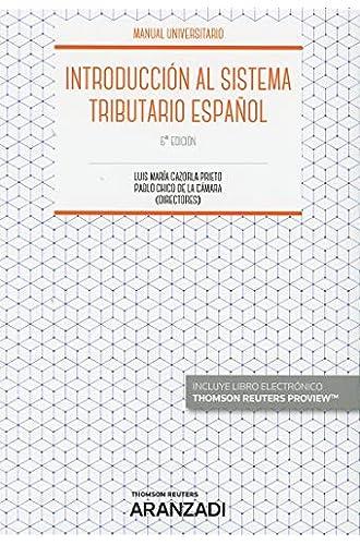 Introducción al sistema tributario español