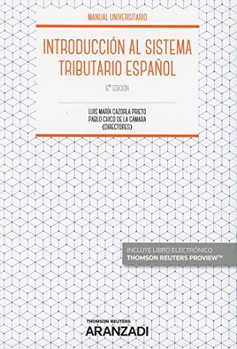 Introducción al sistema tributario español (+ E-book) (Manuales)