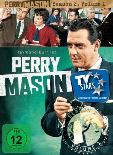 Perry Mason - Staffel 2, Teil 1 (4 DVDs)