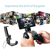 Womdee Support de téléphone Portable pour Manette Xbox One pour iPhone, Samsung, Sony, Huawei