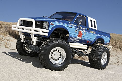 TAMIYA 300058519 - 1:10 RC Toyota 4x4 Pick Up Bruiser 2012