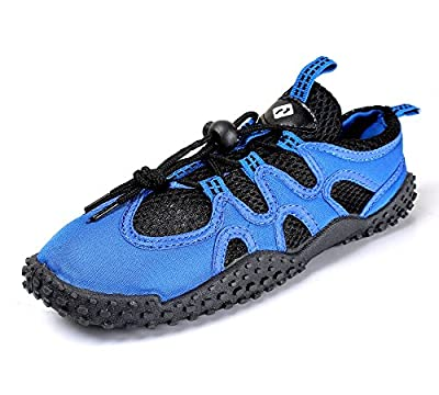Aqua Shoes - Wet Water Shoes Unisex Neoprene w/ Laces from Two Bare Feet
