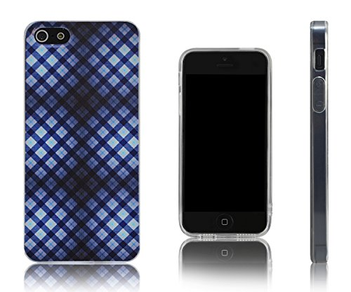 lilware-imprint-flexibel-tpu-gel-schutzhulle-squares-fabric-blue-apple-iphone-se-5-5s