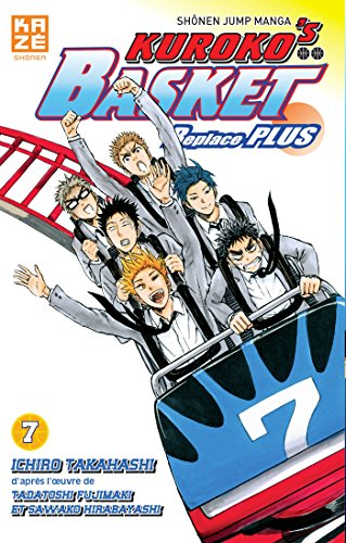 Kuroko'S Basket Replace Plus Edition simple Tome 7