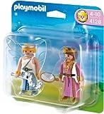 PLAYMOBIL 4128 - Duo Pack Prinzessin mit Zauber-Fee