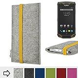 für Ruggear RG740 Schutztasche Handy-Hülle COIMBRA mit
