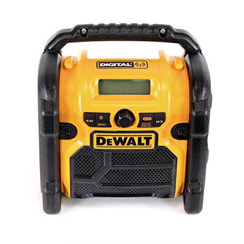 DeWalt DCR020 – Baustellenradio - 3