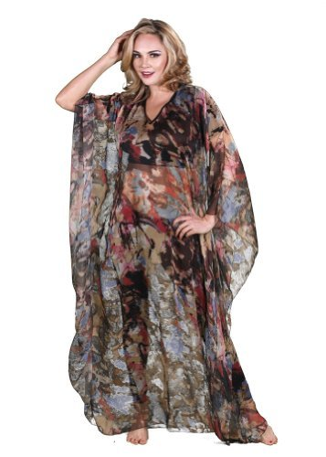 Miss Belly Dance Belly Dance Shear Designed Kaftan | Tara Thobe