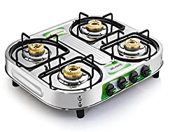 Butterfly 4 Burner-Blaze Cooktop
