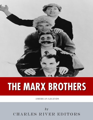 american-legends-the-marx-brothers-english-edition