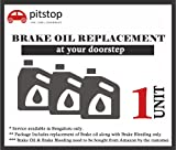 #4: Pitstop Brake Oil Replacement at Doorstep for all cars