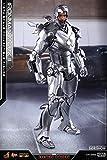 Hot Toys Movie Masterpiece - Iron Man - Mark II (2) Diecast