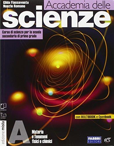 Accademia delle scienze. Tomi A-B-C-D. Con INVALSI-Rivista. Per la Scuola media. Con DVD-ROM. Con espansione online