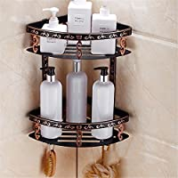 D D-Bathroom Accessories Accesorios de Baño Set montado en Pared Espacio  Retro Europeo 5befd5a8da80