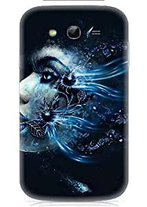 Spygen Premium Quality Designer Printed 3D Lightweight Slim Matte Finish Hard Case Back Cover For Samsung Galaxy Grand Duos I9082
