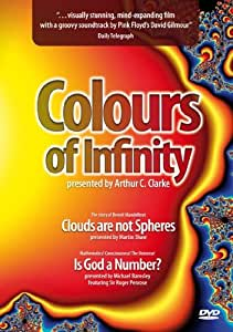 Colours Of Infinity / Clouds Are Not Spheres / Is God A Number (Music by David Gilmour of Pink Floyd) [DVD]
