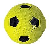 Nerf Kitsch Ballon de Foot Bruit pour Chien 3' Taille M