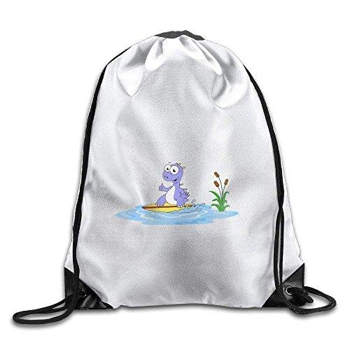 Liumiang Turnbeutel,Sporttaschen,Eco-Friendly Pirnt Dragon Surffing Bags Cool Sack Bag Exotic Drawstring Backpack Bulk Kids Exotic Drawstring Backpack Bulk 50 Exotic Drawstring Backpack for Woman (Womens Adidas Dragon)