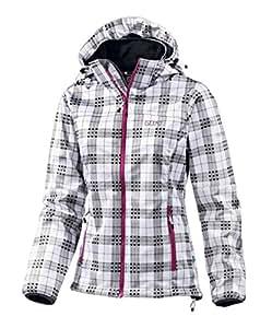 2117 of Sweden Damen Softshelljacke weiß S