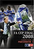 2008 FA Cup Final Portsmouth v Cardiff City [Reino Unido] [DVD]