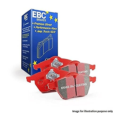 EBC DP31870C Redstuff Rear Right Left Brake Pads Set Replacement Ford Mustang
