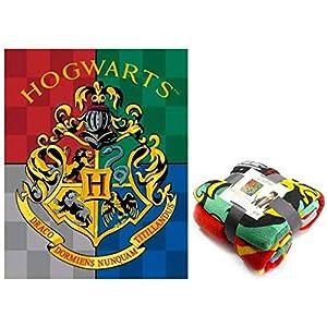 Harry Potter Premium Coralina Referenz NI Bettüberwurf und Tagesdecke, Heimtextilien, Unisex, für Erwachsene, Mehrfarbig (Mehrfarbig), Einheitsgröße