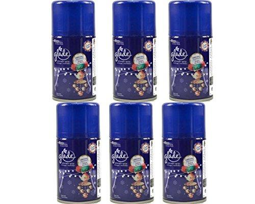 glade-velvet-tea-party-lot-de-6recharges-pour-spray-dsodorisant-automatique-250ml