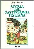 Storia della gastronomia italiana